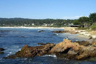 Carmel by the Sea & Monterey tours