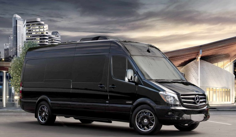 Luxury Executive Sprinter Van