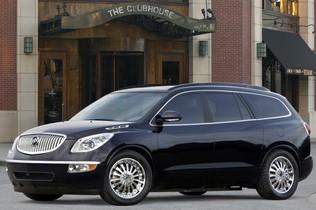 Luxury Crossover SUV